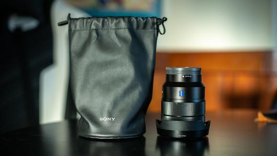 Lente Sony Zeiss 16-35mm F4