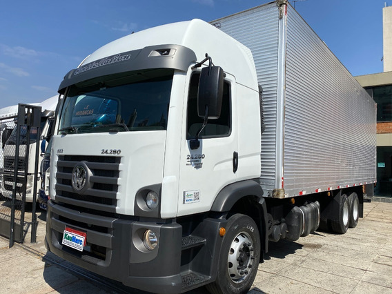 Vw 24-280 Consteletion Teto Alto 2013 Bau 8,50 Financia 100%
