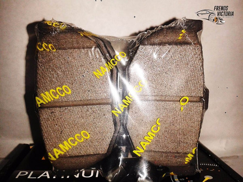 Pastillas De Frenos Hyundai Excel/kia Cerato Cod:7344