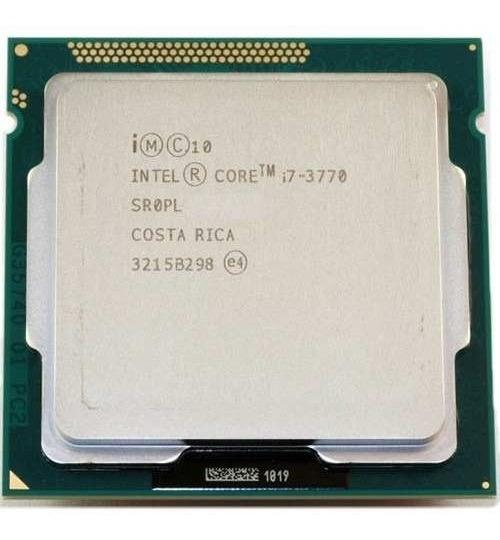 Processador Intel I7 1155 3.4ghz I7-3770 Intel Oem Envio 24h