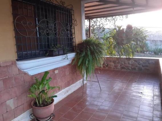 Casas En Venta El Manzano Lara, Codigo 20-1449, Mr