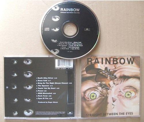 Straight Between Th - Rainbow (cd)