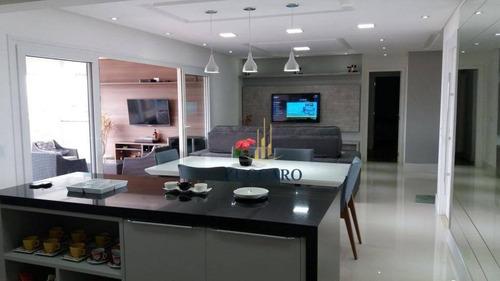 Apartamento Alta Padrão, Condomínio Conect Life, 163m², 3 Suítes, 3 Vagas, Aceita Permuta. - Ap15406