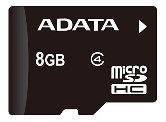 Tarjeta de memoria Adata AUSDH8GCL4-RA1 8GB