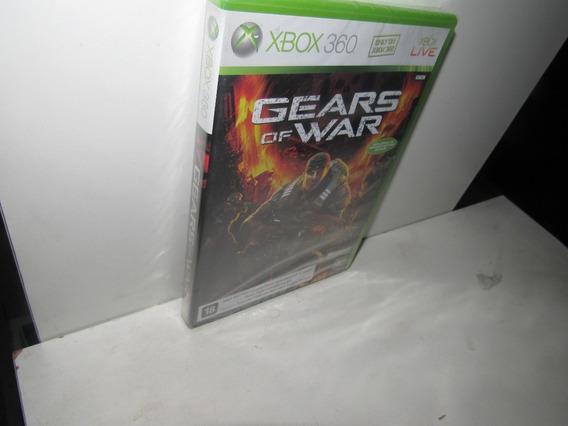 Gears Of War Xbox 360 Mídia Física Novo Lacrado