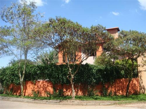 Casa Residencial À Venda, Miolo Da Granja, Cotia - Ca0491. - Ca0491