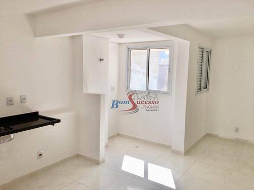 Imagem 1 de 10 de Apartamento Com 1 Dormitório À Venda, 30 M² Por R$ 210.000,00 - Vila Invernada - São Paulo/sp - Ap2815