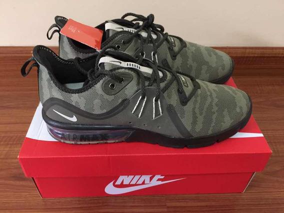 Zapatillas Nike Airmax Camufladas Zapatillas en Mercado