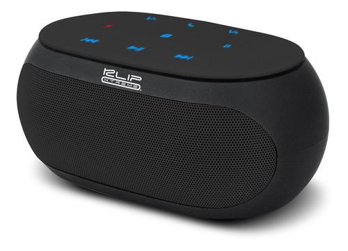 Klip Xtreme Bravo Speaker Bluetooth Parlante Negro Kws-613