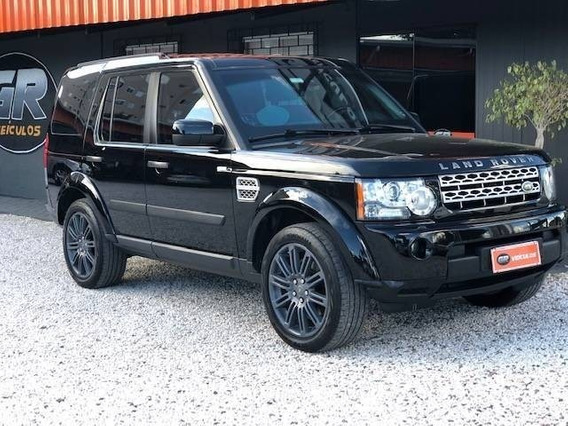 Land |rover Discovery 4 3.0 Hse V6 4x4 Turbo