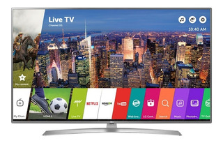 Smart Tv Lg 60 60uj6580 Ultra Hd 4k Netflix Youtube Hdr