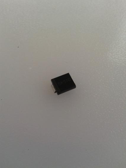 Diodo Sk510 Ss510 Smd Schottky 100v 5a ( 4 Unidades )