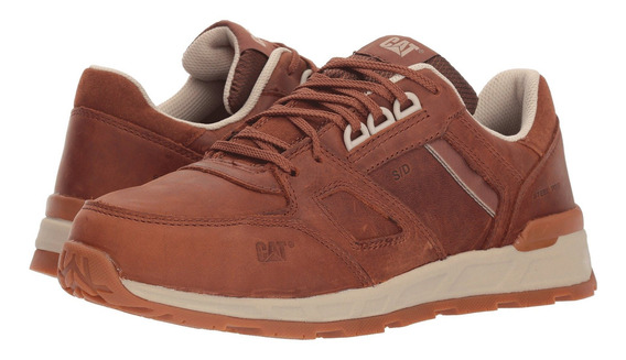 Tenis Hombre Caterpillar Woodward Leather Esd Steel N-1450