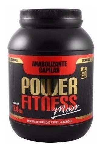Anabolizante Capilar Power Fitness Floractive 2,4k