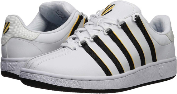 K-swiss Classic Vn Sp White / Black / Gold Fusion 06143 123