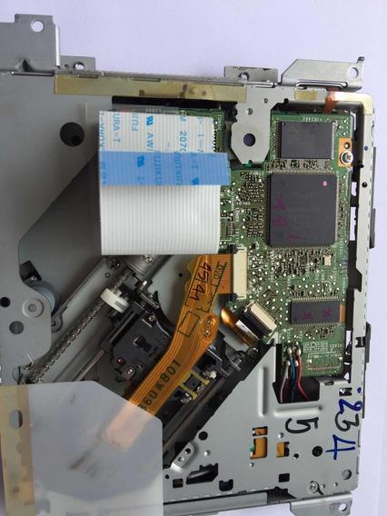 Mecânica E Leitor Pioneer Avhp6350 Bt 6300,6380 Completa
