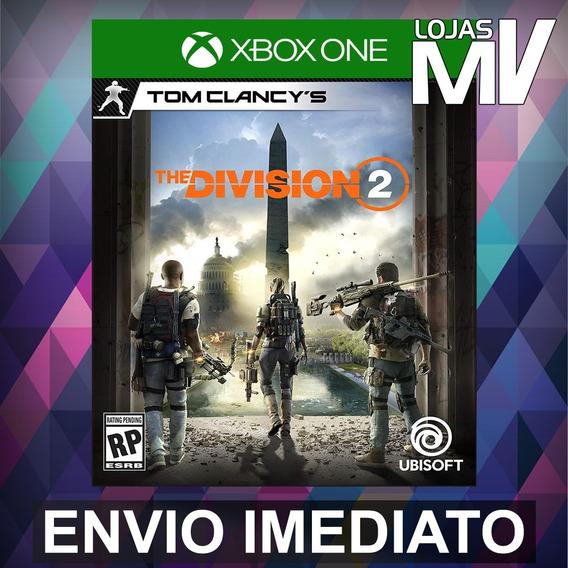 The Division 2 Codigo De 25 Digitos Xbox One
