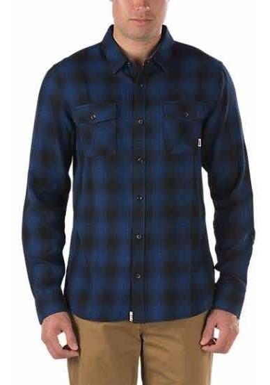 Camisa Vans Monterey Iii Medida M