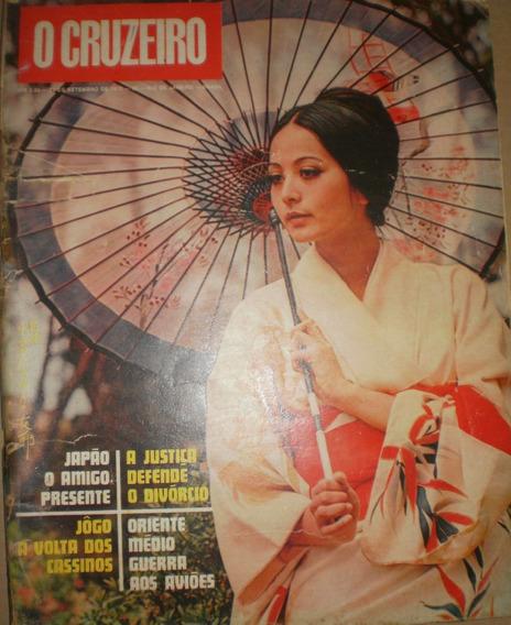 Revista O Cruzeiro 1970 São Paulo Campeão