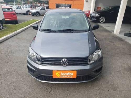 Imagem 1 de 11 de Volkswagen Gol 1.0 12v Mpi Totalflex 4p Manual