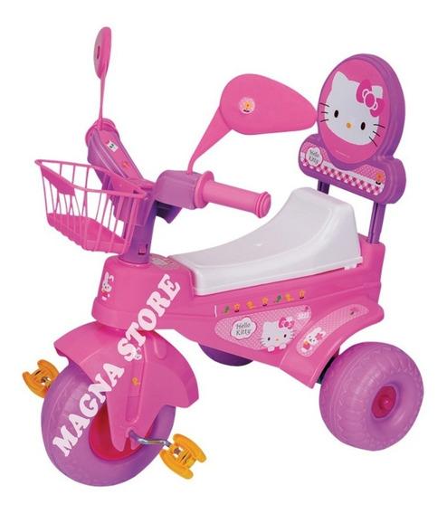 Triciclo Hello Kitty Biemme 1 A 3 Años 62x44x64 Cm