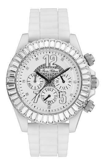 Relógio Feminino Paris Hilton Chrono - 12279mpwss01