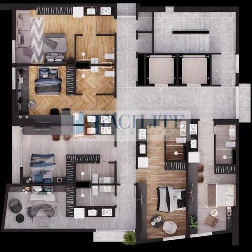 Apartamento A Venda, Manaíra, João Pessoa, Paraíba - 22958-11659