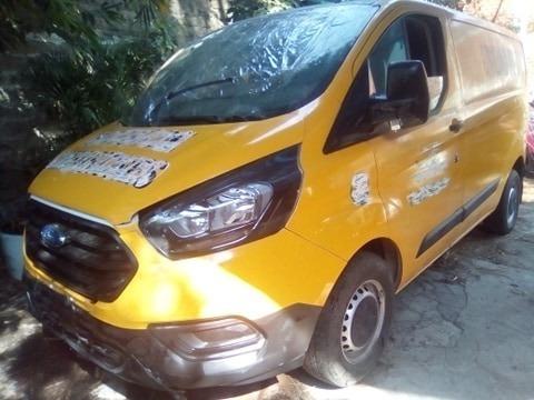 Ford Transit Custom 2019 Std 6 Velocidades A/ac Electrica