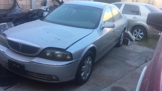 Lincoln Ls 3.0 V6 Convenience Mt 2004