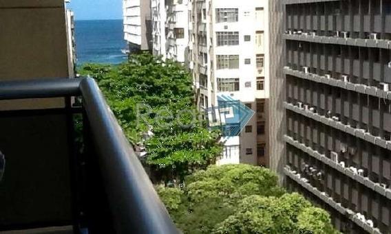 Apart Hotel Com 2 Quartos Para Comprar No Copacabana Em Rio De Janeiro/rj - 8068