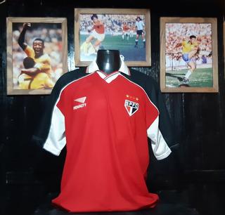 Camisa São Paulo 2001