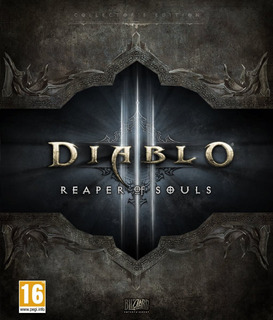 Diablo Iii Reaper Of Souls Collectors Edition Nvo Env Gratis