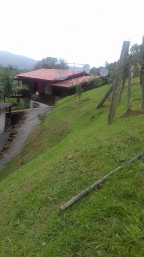 Imagem 1 de 29 de Ótima Chácara Em Porto Belo À 1 Km Do Asfalto - Imb972 - Imb972