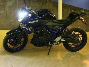 Yamaha Mt03 Mt 03 Abs - 2019