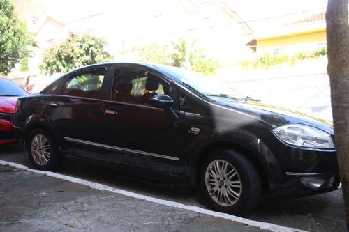 Fiat Linea Essence Dualogic 1.8 Flex 16v 4p 2012