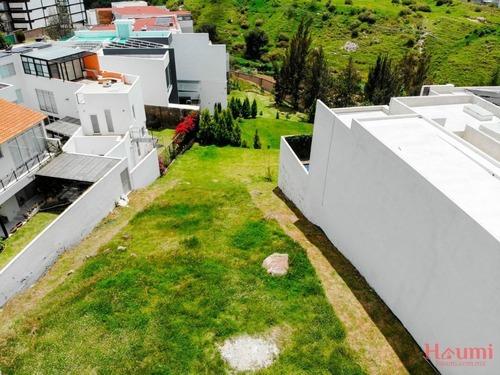 Terreno En Venta En Cluster 777 En Lomas De Angelópolis