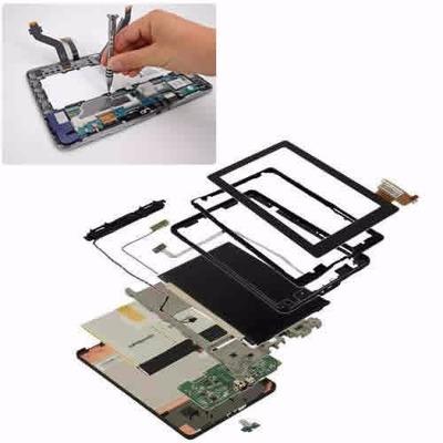 Reparacion Tablet Cambio Pantalla Táctil Y Entradas De Carga