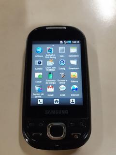 Celular Samsung Galaxy 5 Gt I5500b Android Leia A Descrição