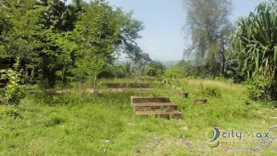 Venta De Terreno Agrícola En Villa Altagracia