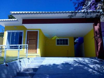 Casa Em Condomínio-à Venda-flamengo-maricá - Vecn30057