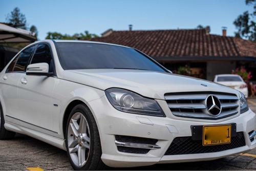 Mercedes-benz Clase C C250 Mod 2012