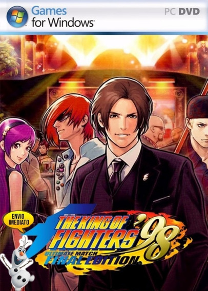 The King Of Fighters 98 Final Edition Steam Key ( Ice Games)