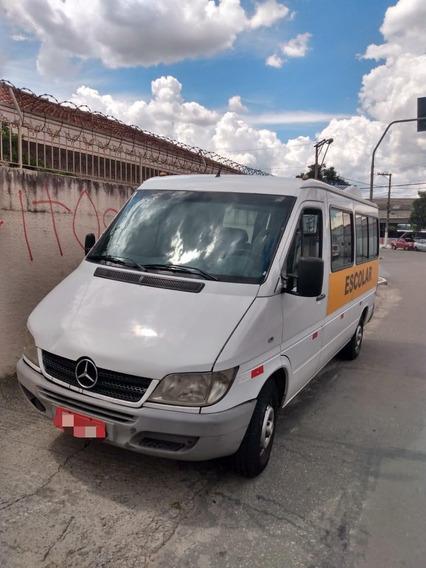 Sprinter Van 2.2 Cdi 313 Luxo 5p 2007 Com Ar Condicionado