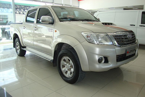 Toyota Hilux 3.0 Cd Sr 171cv 4x4