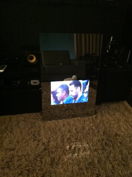 Tv No Espelho !! Produto Especial !! Importado !!