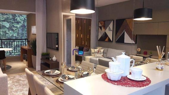 Apartamento Residencial À Venda, Vila Matilde, São Paulo. - Ap3252