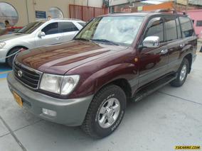 Toyota Sahara Land Cruiser 100