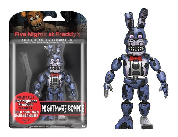 Boneco Articulado Five Nights At Freddy