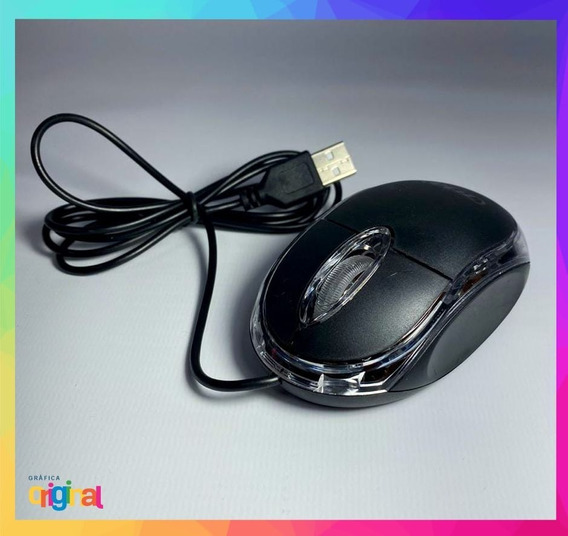 10 Unid Mouse Óptico Usb Tda