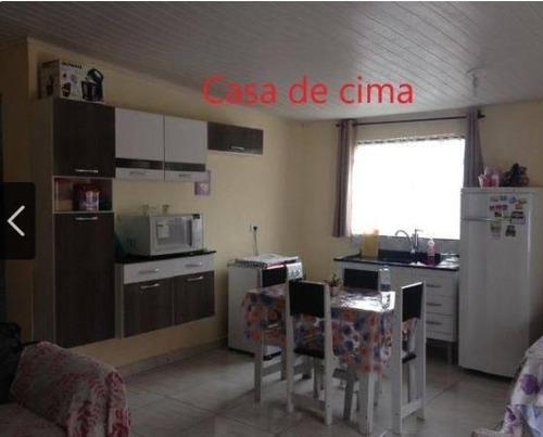Imagem 1 de 9 de Sobrado Para Venda Em São Paulo, Parque Santo Antônio, 3 Dormitórios, 2 Banheiros, 1 Vaga - Cs102_1-1197477